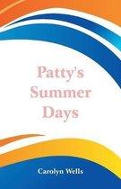 Omslag Patty's Summer Days