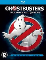 Ghostbusters 1 t/m 3 (Blu-ray)