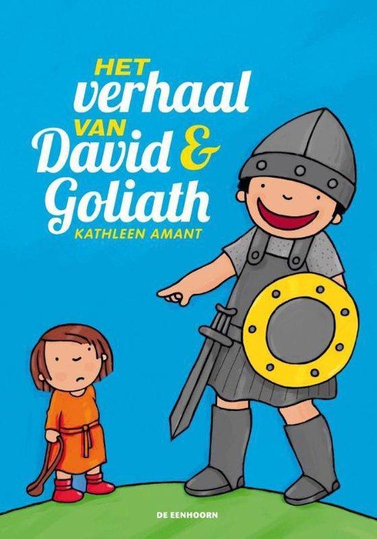 Het verhaal van David en Goliath - Kathleen Amant | Readingchampions.org.uk