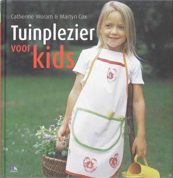 Tuinplezier Voor Kids - Catherine Woram |