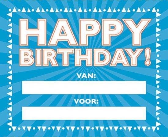 Happy birthday! - Diverse auteurs pdf epub
