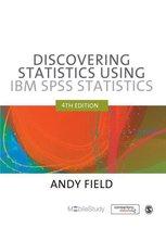 Discovering Statistics Using IBM SPSS Statistics - 4de editie