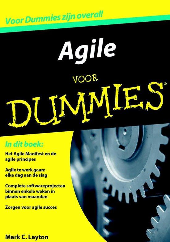 Voor Dummies - Agile voor Dummies - Mark C. Layton   Readingchampions.org.uk