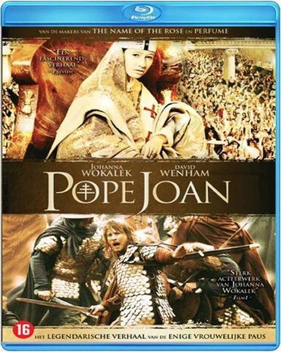 Cover van de film 'Pope Joan'