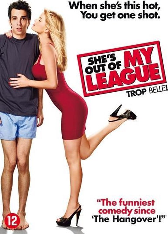 Cover van de film 'She's Out Of My League'
