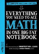 Everything You Need to Ace Math in One Big Fat Notebook - US Edition
