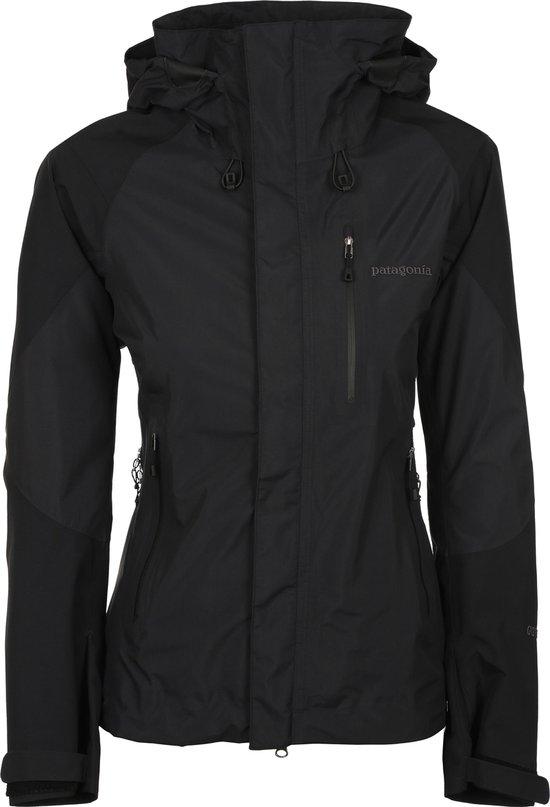 Patagonia Women's Piolet Jacket - dames - jas - maat L - zwart