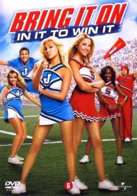 Cover van de film 'Bring It On - In It To Win It'