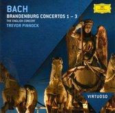 Brandenburg Concertos Nos.1 - 3 (Virtuoso)