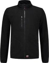 Tricorp 301012 Sweatvest Fleece Luxe Zwart maat XXXL