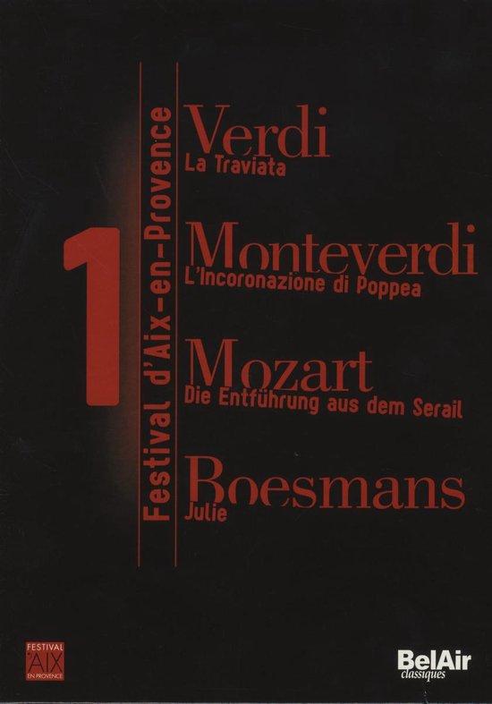 Cover van de film 'Aix-En-Provence Festival 1'