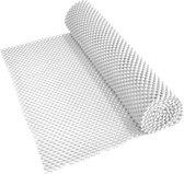 Aidapt anti-slip mat creme wit - voor lade, dienblad, vloer