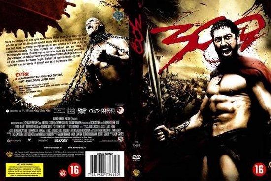 Cover van de film '300'