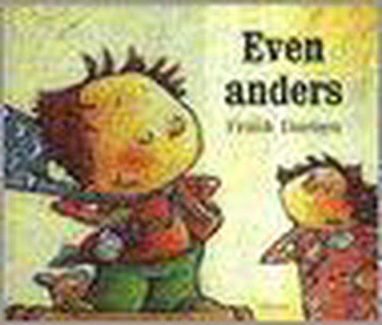 Samenleesboeken - Even Anders - Frank Daenen pdf epub