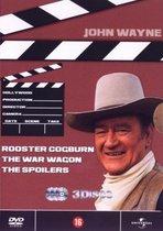 John Wayne Western Box (3DVD)