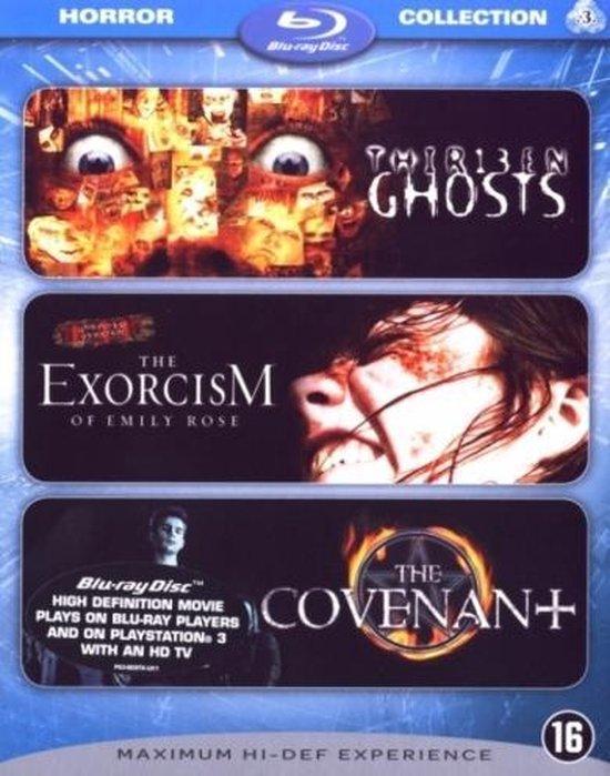 Cover van de film 'Horror Collectie'