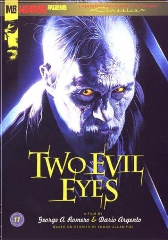 Cover van de film 'Two Evil Eyes'
