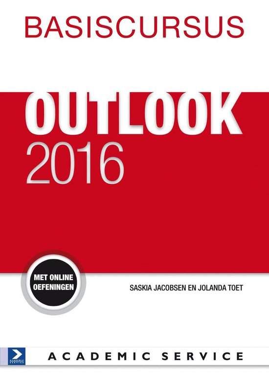 Basiscursus outlook 2016 - Jolanda Toet |