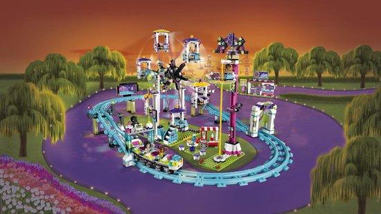 LEGO Friends Pretpark achtbaan - 41130
