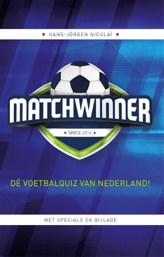 Matchwinner - Hans-Jorgen Nicolaï | Readingchampions.org.uk