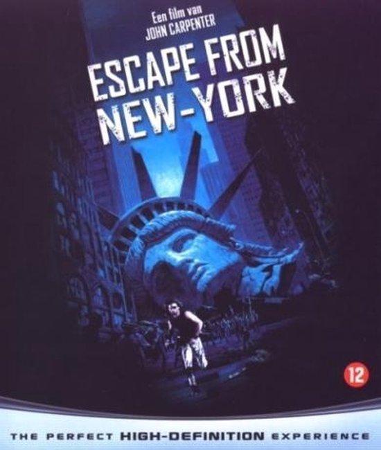 Cover van de film 'Escape From New York'