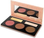 BH Cosmetics Forever Nude Sculpt & Glow Contouring Kit : Light / Medium