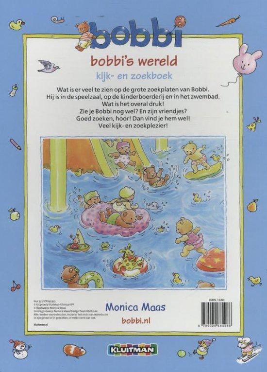 Bobbi - Bobbi's wereld kijk- en zoekboek