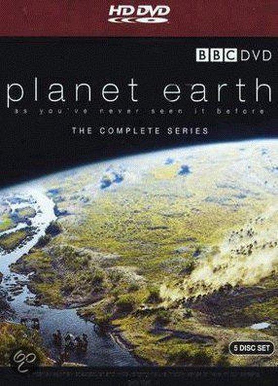 Cover van de film 'Planet Earth'