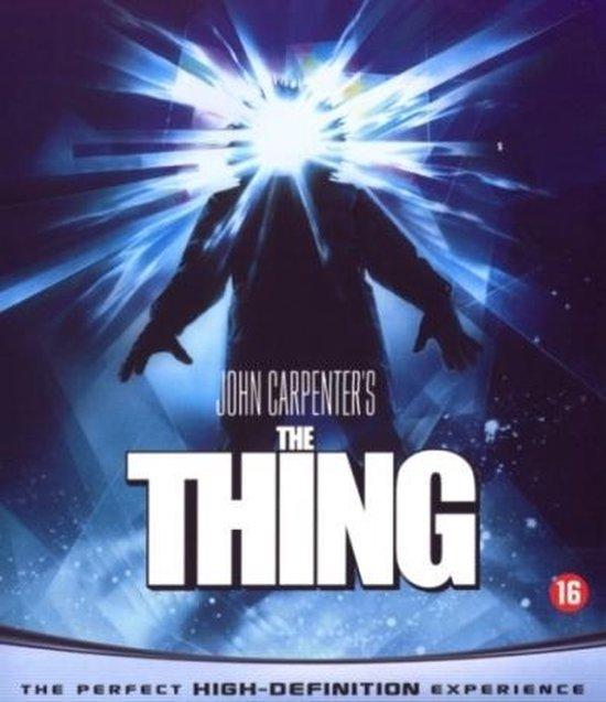 Cover van de film 'The Thing'