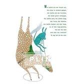 Plint  -   Poëzieposter plint 'Wie leefde als een blinde mol'