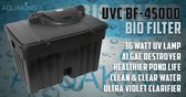 Aquaking UVC Bio-Filter BF-45000