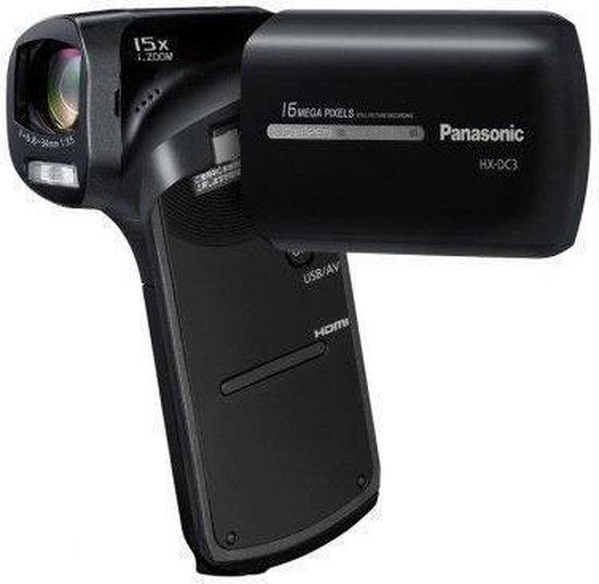 Panasonic HX-DC3 Dual Camera - Zwart