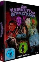 Kabinett des Schreckens (Mediabook, Blu-ray + 2 DVDs)