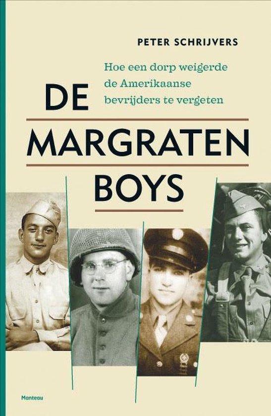 Cover van het boek 'De margraten boys' van Peter Schrijvers