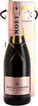 Moët & Chandon Rosé Impérial Champagne Giftpack - 1 x 75 cl