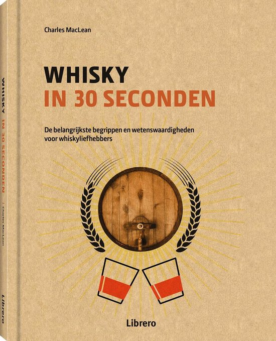 Whisky in 30 seconden - Charles Maclean |