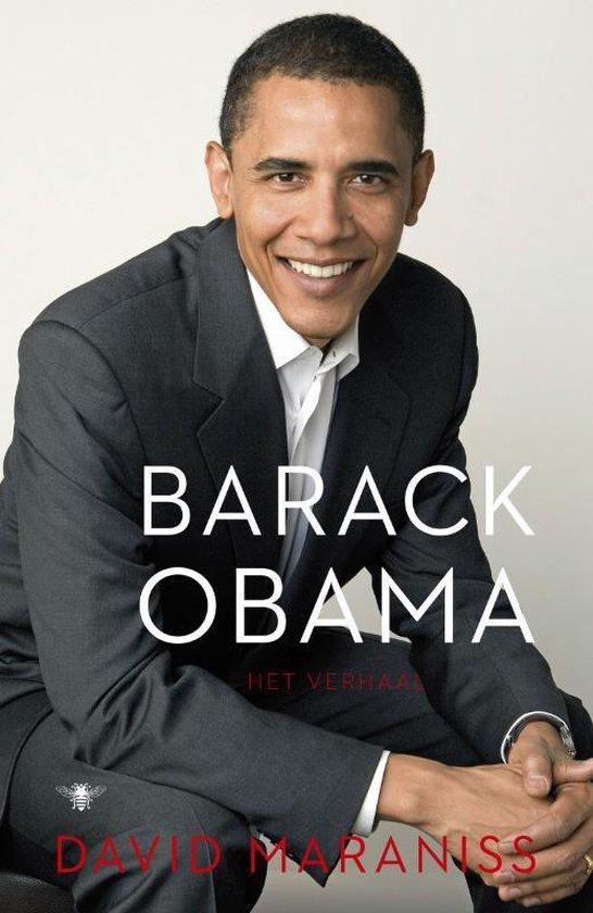 Boek cover Barack Obama van David Maraniss (Paperback)