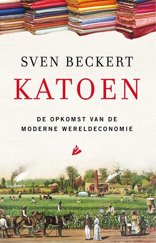 Boek cover Katoen van Sven Beckert (Onbekend)