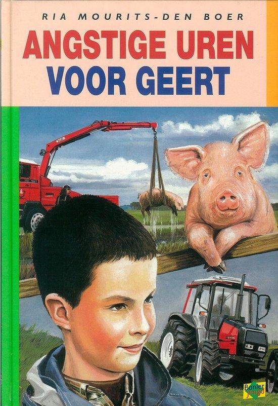 Angstige uren voor Geert - Ria Mourits-Den Boer |