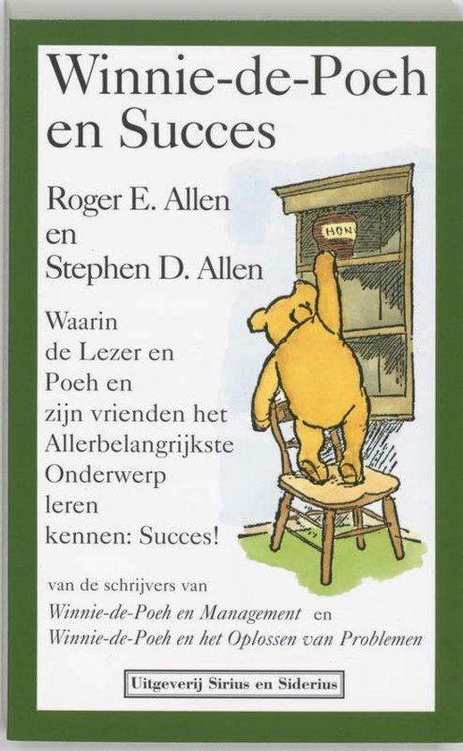 Winnie-de-Poeh en succes - R.E. Allen  