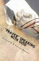 Prayer Speaking with God