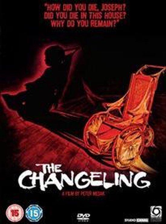 Cover van de film 'Changeling'