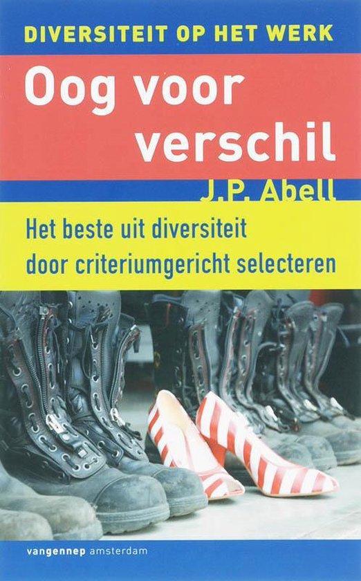 Oog Voor Verschil - J.P. Abell |