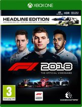 F1 2018 Headline Edition - Xbox One
