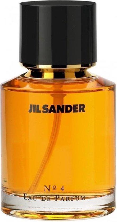 Jil Sander No.4 100 ml Eau de Parfum Damesparfum