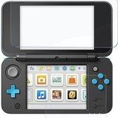 Tempered Glass Screenprotector Voor Nintendo 2DS XL - Screen Protector Set