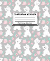 Composition Book College Ruled