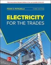 Boek cover ISE Electricity for the Trades van Frank Petruzella