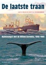 Boek cover De laatste traan van Jaap R. Bruijn (Hardcover)