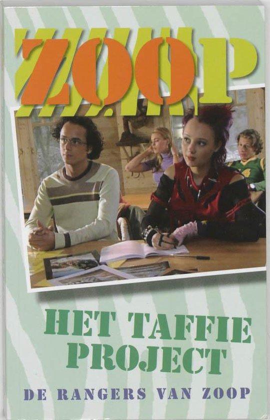 Het Taffie-Project - Johan Nijenhuis |
